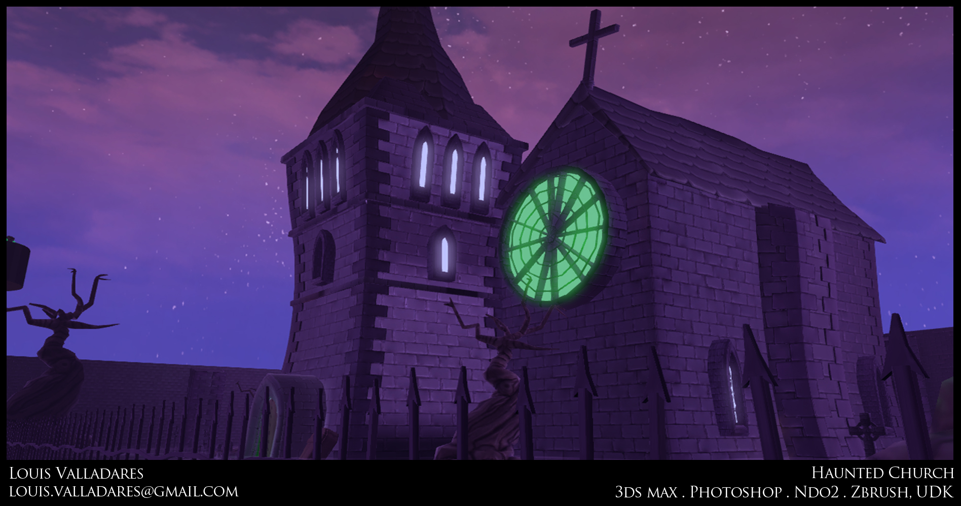 » Haunted Church